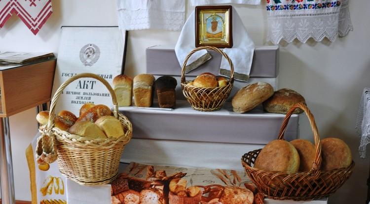 В Белгородском регионе появился интерактивный музей хлеба